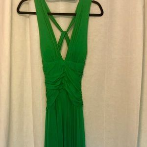 Rubber Ducky Productions Green Long dress